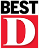 Dallas Prosthodontics has won 'D Best' of Dallax, TX award by D Magazine for 7 years.